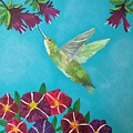 Sweet Nectar  by Kim Mlyniec