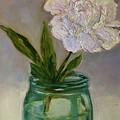 Sweet Peony by Leslie Dobbins