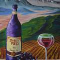 Sweet Red by Eric Johansen