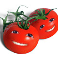 Sweet Tomatoes by Gravityx9 Designs