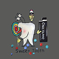 Sweet Tooth T-shirt by Anthony Falbo