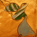Sweetheart - Tile by Gloria Ssali