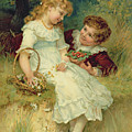 Sweethearts by Frederick Morgan