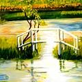 Sweetwater Spring Texas by Daisy Undercuffler