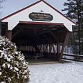 Swift River Bridge Conway New Hampshire by Toby McGuire
