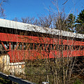 Swift River Covered Bridge by BuffaloWorks Photography