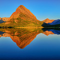 Swiftcurrent Morning Reflections by Greg Norrell