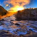 Swiftcurrent Steamy Sunburst by Adam Jewell