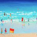 Swim Day by Jan Matson
