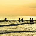 Swim Time by Brandon Stansbury