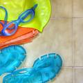Swimming Gear by Carlos Caetano