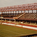 Swindon - County Ground - Main Stand 2 - 1970s by Legendary Football Grounds