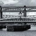 Swing Bridge by David Pringle