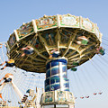 Swing Ride by Anthony Totah