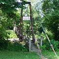 Swinging Bridge by Eddie Armstrong