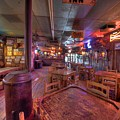 Swinging Doors At The Dixie Chicken by David Morefield