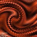 Swirl Creativiana Catus 1 No.2 H A by Gert J Rheeders