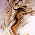 Swirl Girl by Nancy Daly