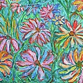 Swirling Color by Kendall Kessler