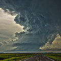 Swirling Skies by James Menzies