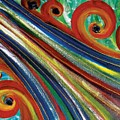 Swirls by Nancy Sisco