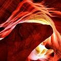 Swirls Of Fire by Adam Jewell
