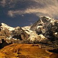Swiss Alps by James Carr