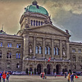 Swiss Federal Palace by Hanny Heim