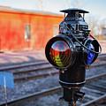Switch Lamp by Todd Klassy