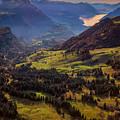 Switzerland by Nedjat Nuhi
