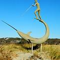 Swordfish Harpooner by Kathy Barney
