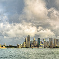 Sydney After A Rainstorm by James Udall
