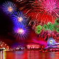 Sydney Celebrates by Az Jackson