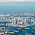 Sydney From The Air by Parker Cunningham