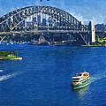 Sydney Harbor Bridge by Tom Reynen