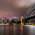 Sydney Harbor by Steven Hirsch