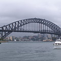 Sydney Harbour Bridge by Brian Leverton