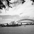 Sydney Harbour by Heike Hellmann-Brown