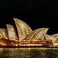 Sydney Opera House 2 by Werner Padarin