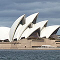 Sydney Opera House Panorama by Carla Parris