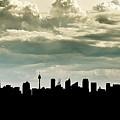 Sydney Skyline by Chris Cousins