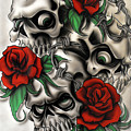 Syfy- Skulls by Shawn Palek