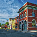 Sykesville Main St by Mark Dodd