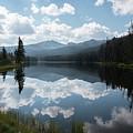 Sylvan Lake by Connie Troutman