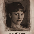 Sylvia Plath by Afterdarkness