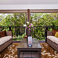 Symmetrical Balcony by Darren Burton
