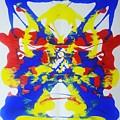 Symmetry  25 by Keri Fuller