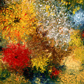 Symphonie De Fleurs by Dominique Boutaud