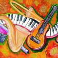 Symphony Of The Soul by Jessilyn Park