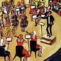 Symphony by Valerie Vescovi